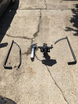 Weight distribution hitch for Sale in Gulfport, MS