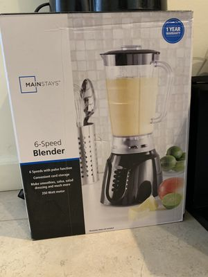 6 speed blender for Sale in Wilmington, CA