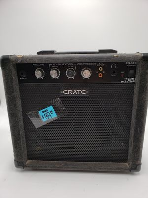 Crate TB10 Bass Amp for Sale in Aurora, CO