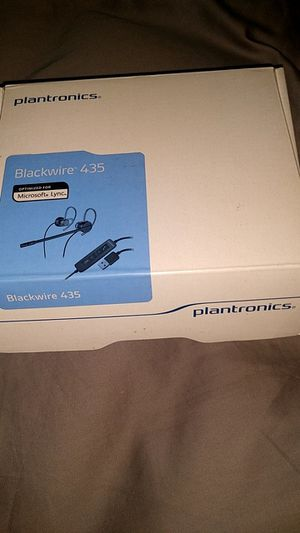Plantronics blackwire headset for Sale in Tempe, AZ
