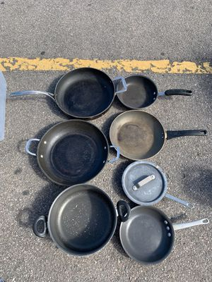 Cooking pan set for Sale in Denver, CO