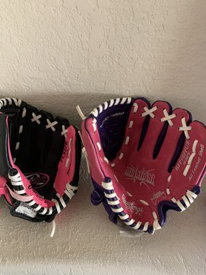 Softball Glove Size 9 & 10 for Sale in Katy, TX