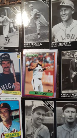 Collectible Baseball cards. Best offer!! for Sale in New York, NY