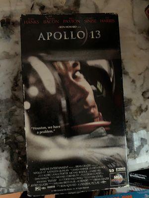 Apollo 13 VHS for Sale in Houston, TX