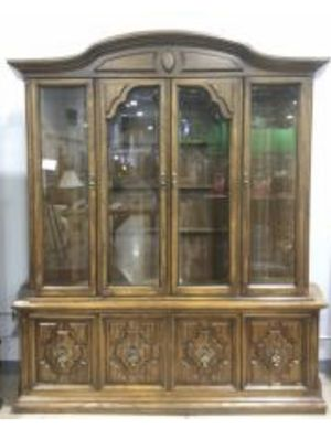Solid Wood Hutch for Sale in Glendale, AZ