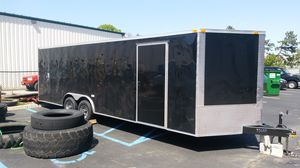 Aluminum Vnose Enclosed Trailers In Stock for Sale in Great Neck, NY