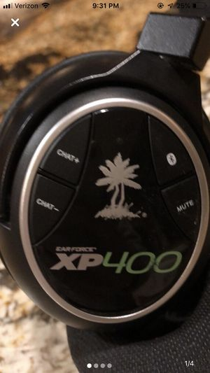Turtle Beach XP400 Gaming Headphones for Sale in Bellevue, WA