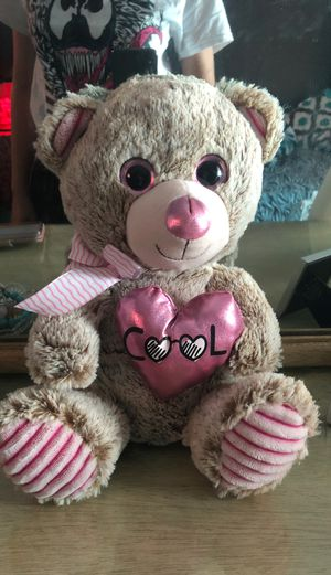 Valentine's Day teddy bear for Sale in Nashville, TN