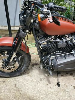 2018 Harley Fat Bob for Sale in Portland,  OR