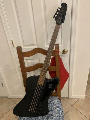 Epiphone Gothic Thunderbird Bass Guitar for Sale in Glendale, AZ