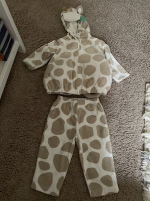 Baby's Carter's giraffe costume for Sale in Levittown, PA