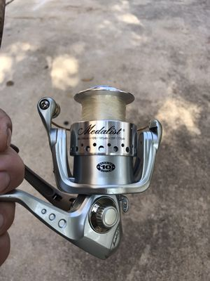 Pflueger spinning fishing reel and rod combo for Sale in San Antonio, TX