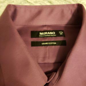 Men's dress shirt Murano brand purple color for Sale in El Mirage, AZ