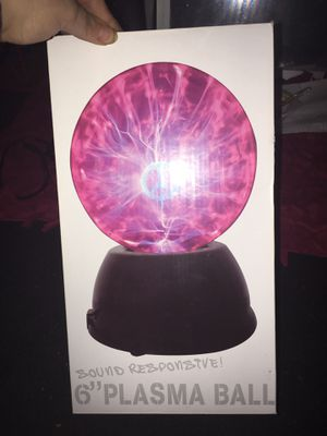 Plasma Ball for sale   Only 4 left at -75%