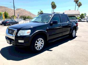 2007 FORD EXPLORER SPORT for Sale in Moreno Valley, CA