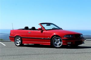 1998 BMW M3 convertible with 87k miles for Sale in Escondido, CA