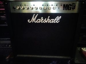 Marshall guitar amplifier for Sale in Savannah, GA