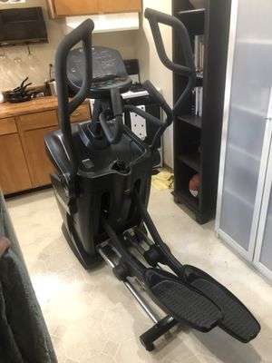 Octane gym grade elliptical...good condition, all power functions work. $500 OBO for Sale in Seattle, WA