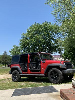 2008 Jeep Wrangler for Sale in Batsto, NJ