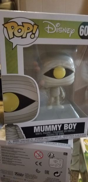 Funko POP! Vinyl Figure - Nightmare Before Christmas - Mummy Boy #600 for Sale in Olmsted Falls, OH