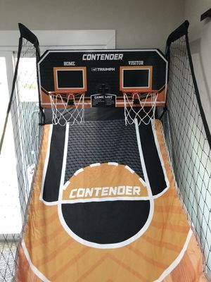 Double shot electronic basketball game for Sale in Scottsdale, AZ