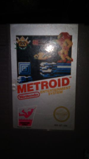 Metroid super Nintendo for Sale in Mitchell, IL