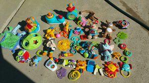 Vteck, Sophie, disney, etc baby toys for Sale in Moreno Valley, CA