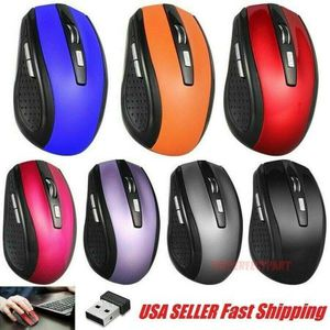 2.4GHz Wireless Optical Mouse Mice & USB Receiver For PC Laptop Computer NEW for Sale in San Diego, CA