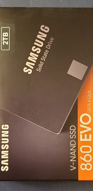 SAMSUNG 2.5 INCH SATA SSD SOLID STATE DRIVE 2TB for Sale in ROWLAND HGHTS, CA