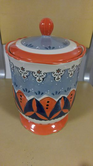 Ceramic cookie jar for Sale in Rochester, MI