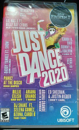 Just Dance 2020, nintendo switch for Sale in Philadelphia, PA