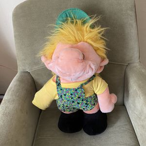 Large Trollio Troll Plush Doll for Sale in Suffolk, VA