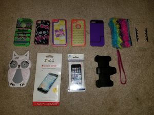 iPhone 5 cases & screen protectors for Sale in Fayetteville, NC