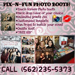 Photo Booth for Sale in Alta Loma, CA