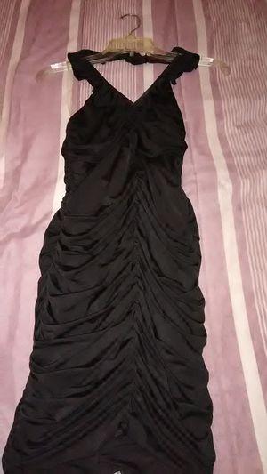 Very Dark Brown Halterneck Dress By: Do & Be for Sale in HALNDLE BCH, FL