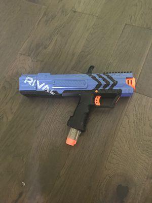 Nerf Gun/Blaster Rival Series. Perfect condition for Sale in Buffalo Grove, IL