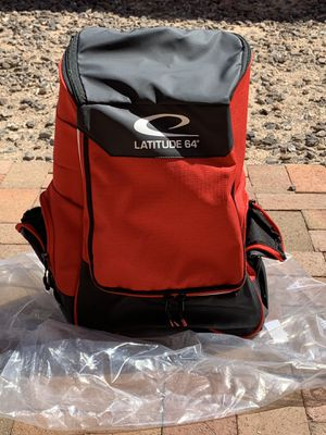 Latitude 64 Core backpack Disc golf for Sale in Phoenix, AZ