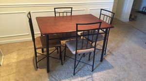 Kitchen table set for Sale in Lawrence, KS