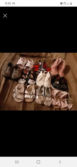 Kids shoes around size 2 for Sale in Biloxi, MS