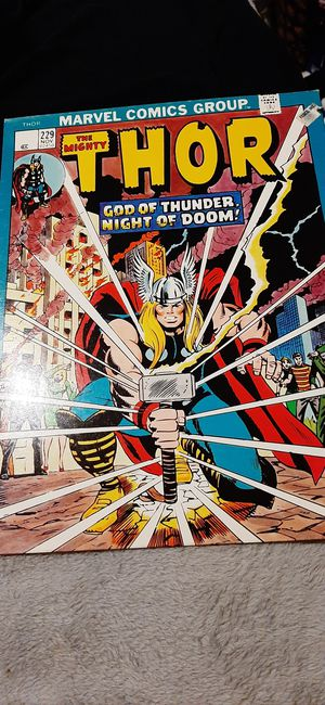 THE MIGHTY THOR FOLDER for Sale in East Los Angeles, CA