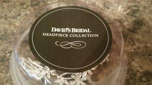 David's bridal headpiece for Sale in Alexander, AR