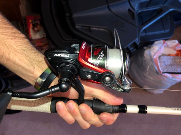 Fishing Rod (Bass fishing)