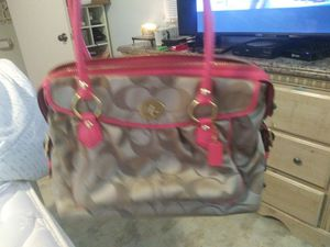 Coach purse for Sale in Winter Haven, FL