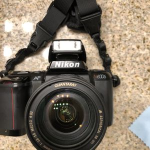 Nikon AF Film Camera ( Tested ) for Sale in Tustin, CA
