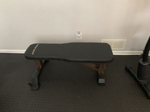 Steelbody Flat Weight Bench for Sale in New Albany, OH