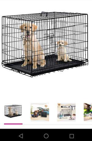 Brand new dog cage for Sale in Elmwood Park, NJ