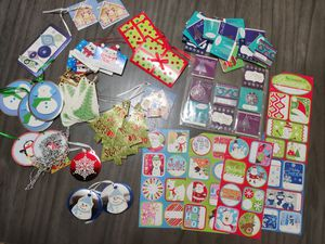 Lot Christmas Gift Tags for Sale in Tempe, AZ