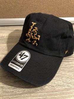 47 brand Los Angeles Dodgers Clean Up Cap - Leopard Animal Print for Sale in Perris,  CA