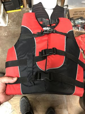 Life jacket for boat and jetski for Sale in Newton, MA