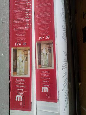Mirrored sliding closet doors. for Sale in Denver, CO
